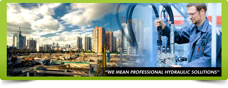 """""""We Mean Professional Hydraulic Solutions"""""""